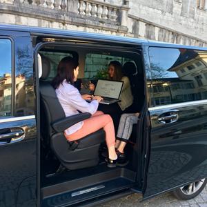 Transport d'affaires - VTC - Voyage d'Affaires